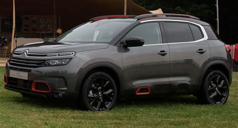 citroen suv 2018 new citroen c5 aircross arrives in europe as the comfiest