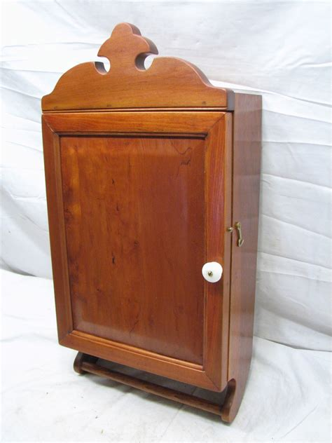 candlelight kitchen cabinets antique wooden bathroom medicine wall kitchen spice 1981