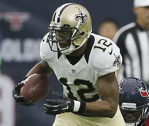 report saints expected  release marques colston