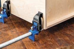 rockler jaw extenders  mounting brackets woodshop news