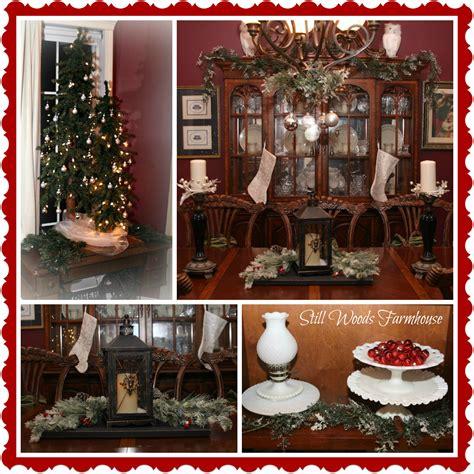 Still Woods Farmhouse Still Woods Farmhouse Christmas Tour 2015