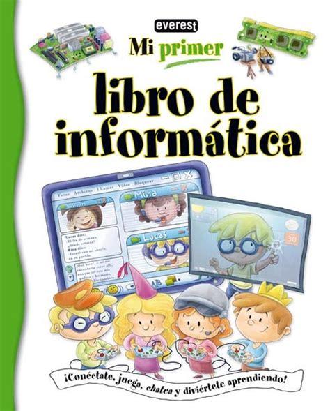 ArtÍculos Infantiles Mi Primer Libro De InformÁtica