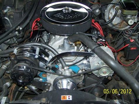 Buick 350 Engine For Sale by Purchase Used 1983 Buick Lesabre Limited Sedan 4 Door