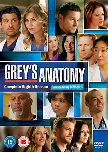 Grey's Anatomy - Season 8 DVD | Zavvi