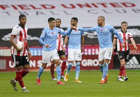 4-2-3-1 Manchester City Predicted Lineup Vs Fulham- The ...