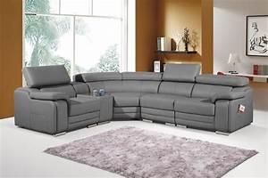 Trendy Comfortable corner sofas for small family
