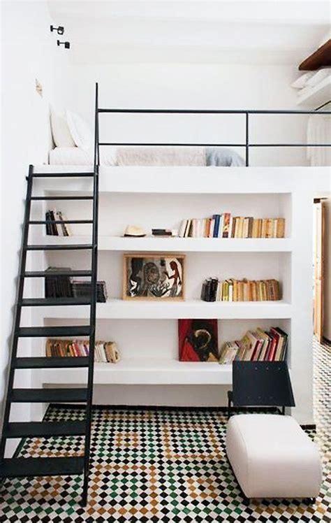 25 Cool Space Saving Loft Bedroom Designs  Loft Bedrooms