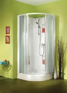 Quart De Rond Blanc : cabines de douches tous les fournisseurs cabine de ~ Dailycaller-alerts.com Idées de Décoration