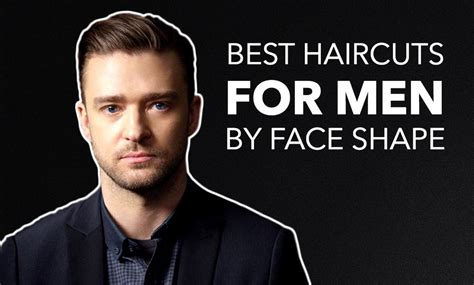 best haircuts by face shape best haircuts for men by face shape infographic