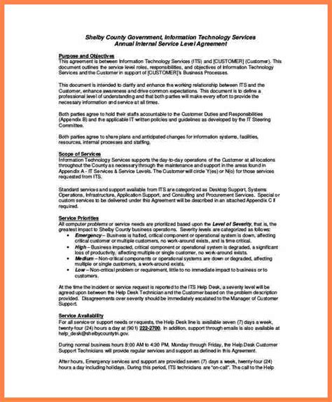 desk rental agreement template 4 help desk service level agreement template purchase
