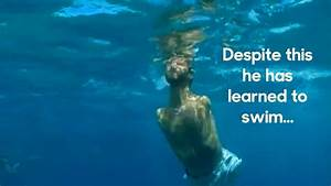 Nick Vujicic swimming - YouTube