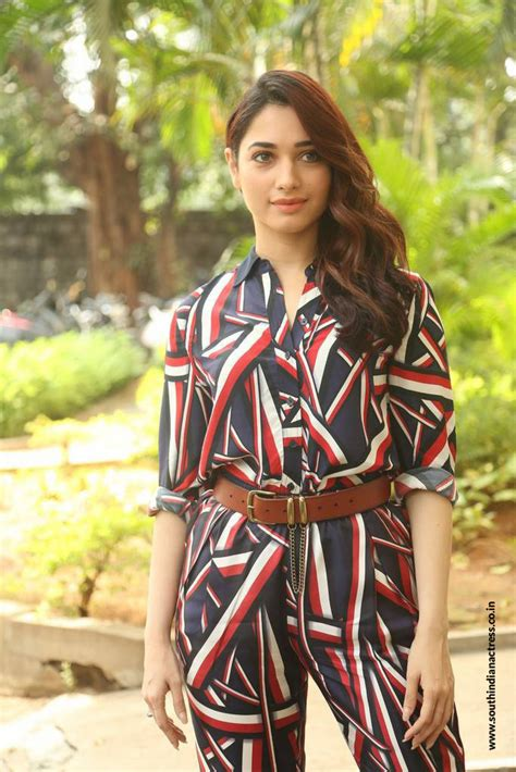 Tamannaah At Queen Movie Launch South Indian Actress