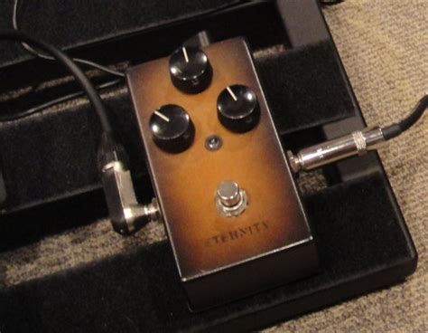 Lovepedal Eternity Burst Hand Wired 1st Run