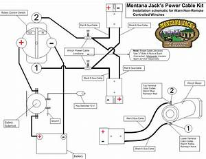 Warn A2000 Winch Wiring Diagram