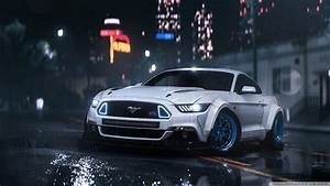 Ford Mustang 4K HD Desktop Wallpaper For 4K Ultra HD TV
