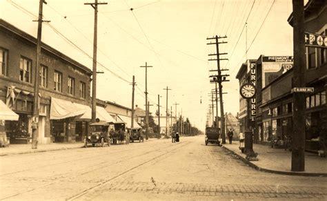 N Killingsworth & Albina, 1913  Vintage Portland