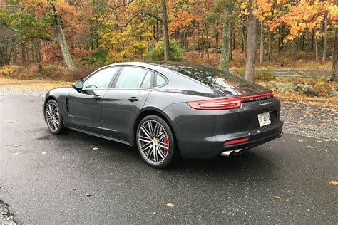 porsche panamera 2017 porsche panamera turbo first drive digital trends