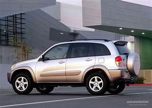 Toyota Rav4 5 Doors - 2000  2001  2002  2003