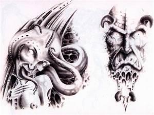 Evil tattoos