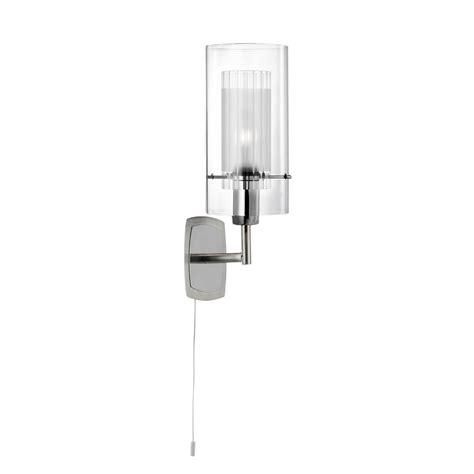 st2300 1 double glass wall light national lighting