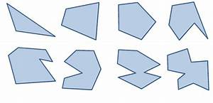 Irregular-shapes