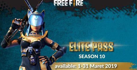 elite pass   fire  memasuki season