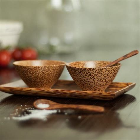 wood coconut sustainable kitchen material coco nom