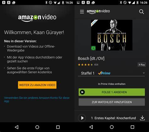 prime instant app for android prime filme und serien ab sofort auf android