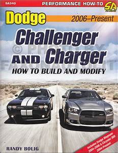 2010 Dodge Challenger Repair Shop Manual Cd