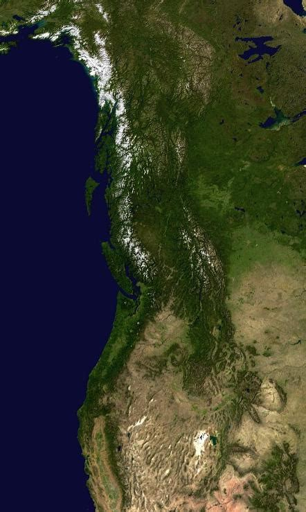 pacific northwest simple english wikipedia