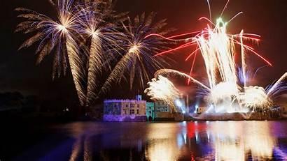 Fireworks Leeds Bing Night