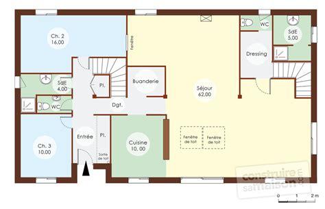 plan cuisine ouverte sur salon plan cuisine ouverte sur salon mezzanine salon 5 plan de