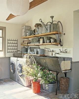 4 Charmingly Vintage Laundry Rooms  Poetic Home