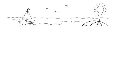 disegni da colorare estate mare migliori pagine da colorare