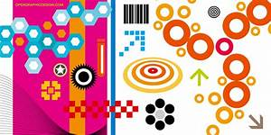 Download Graphic icons, symbols, web elements and ...
