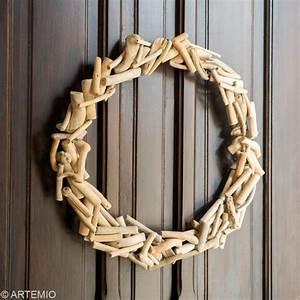Décoration De Noel à Fabriquer En Bois : deco noel bois flotte ~ Voncanada.com Idées de Décoration