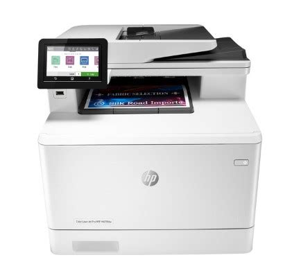 Hp laserjet pro m402d office black and white printer this capable printer finishe job faster and delivers comprehensive security to protect against threats original hp toner cartridges with jet intelligence. HP Color LaserJet Pro MFP M479fdw Driver and Software Full ...