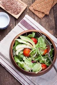 Bol A Salade : bol en bois avec une salade vue de dessus t l charger ~ Teatrodelosmanantiales.com Idées de Décoration