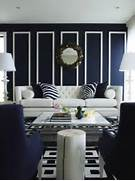 Navy Blue Interior Design Idea Navy Blue Living Room Design Contemporary Living Room Greg Natale
