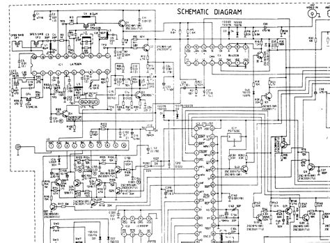 Lcd Wiring Diagram Free Schematic by Funai Tv 2003 Schematic Diagram In Pdf Format E
