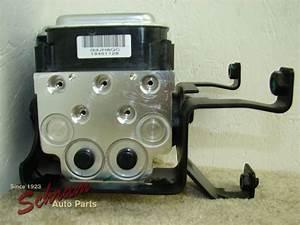Chevy Silverado 1500 Sierra Abs Module 04