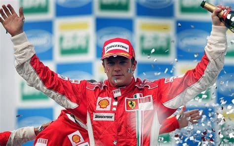 Прощальный ролик для райкконена в ferrari. Kimi Raikkonen, 2007 World Champion | Ferrari scuderia, Ferrari f1, Ferrari