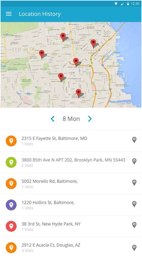 track phone location how to track stolen phone with a phone locator app