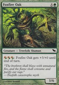 treefolk deck tapped out the x virus commander edh mtg deck