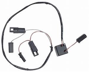 Gto Tach Dimmer Module  1967