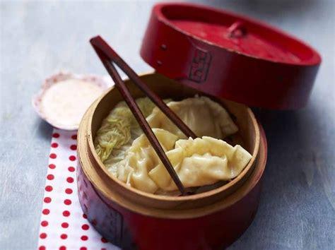 cuisine vapeur asiatique raviolis vapeur à la chinoise recette le chinois