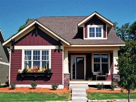 Bungalow Style Home, Simple Bungalow House Plans Style