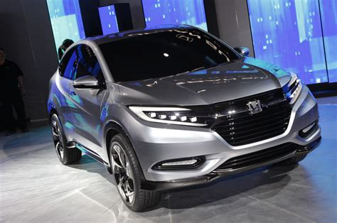 Honda Urban Suv Concept Revealed  Autocar India