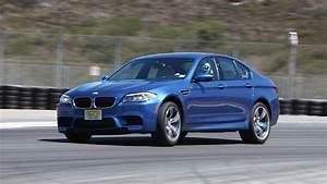 Hot Lap Bmw M5 2013  Manual Transmission