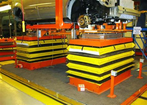 automotive lift  positioning equipment handling specialty
